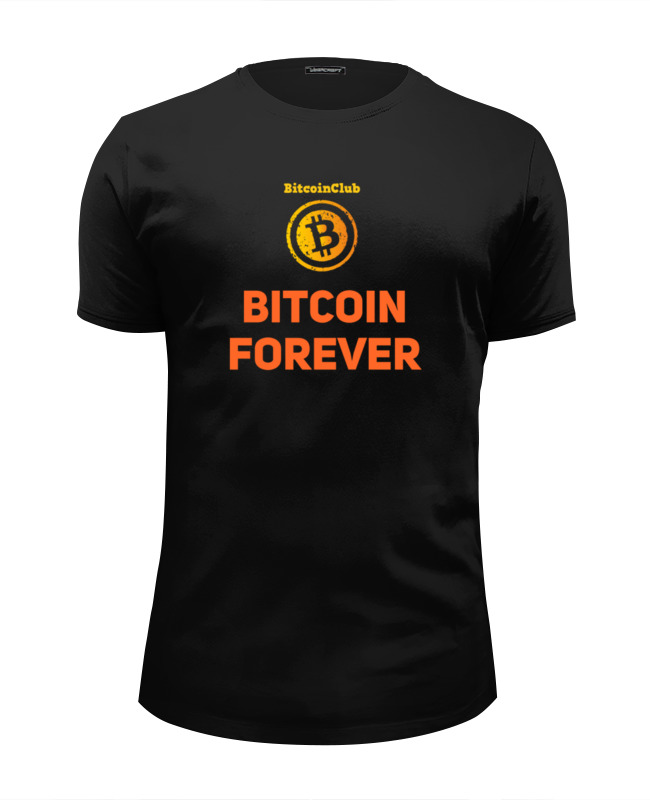 Футболка Wearcraft Premium Slim Fit Printio Bitcoin club collection - satoshi nakamoto футболка wearcraft premium printio bitcoin miner