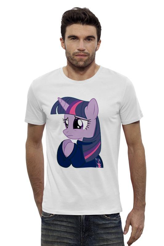 Футболка Wearcraft Premium Slim Fit Printio Pony футболка wearcraft premium slim fit printio рыбка