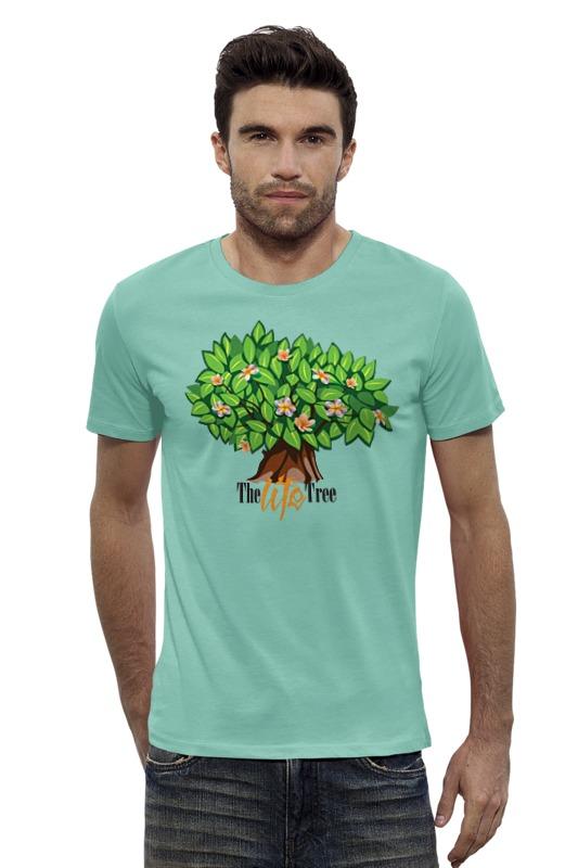 Футболка Wearcraft Premium Slim Fit Printio Icalistini the life tree дерево жизни кувшин дерево жизни