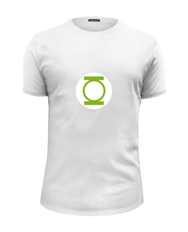 Printio Зеленый фонарь футболка wearcraft premium printio шелдон купер теория большого взрыва
