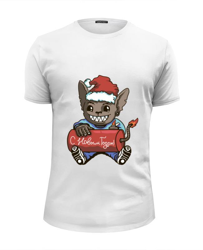 Футболка Wearcraft Premium Slim Fit Printio new year футболка wearcraft premium printio new year applejack