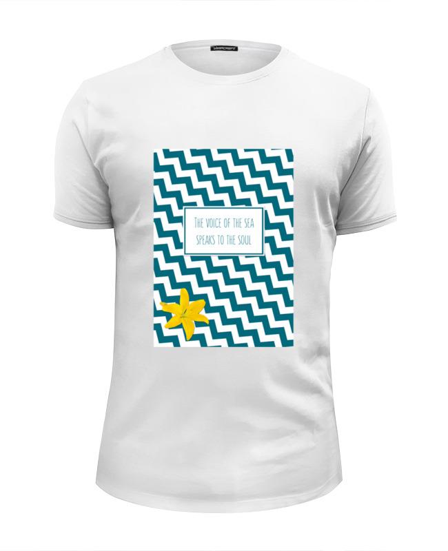 Printio Серия sea футболка wearcraft premium slim fit printio buried at sea