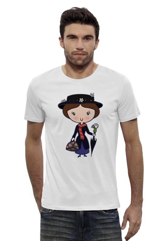 Футболка Wearcraft Premium Slim Fit Printio Мэри поппинс футболка стрэйч printio мэри поппинс