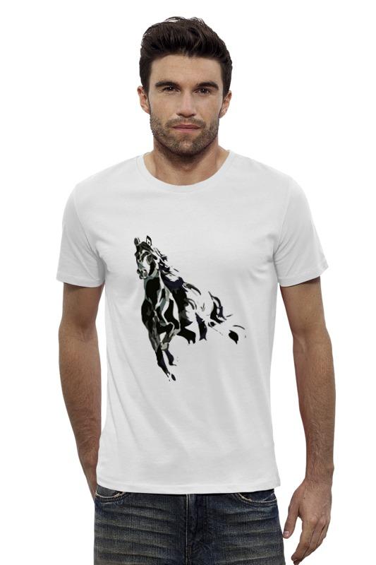 Футболка Wearcraft Premium Slim Fit Printio Лошадка футболка wearcraft premium slim fit printio avengers