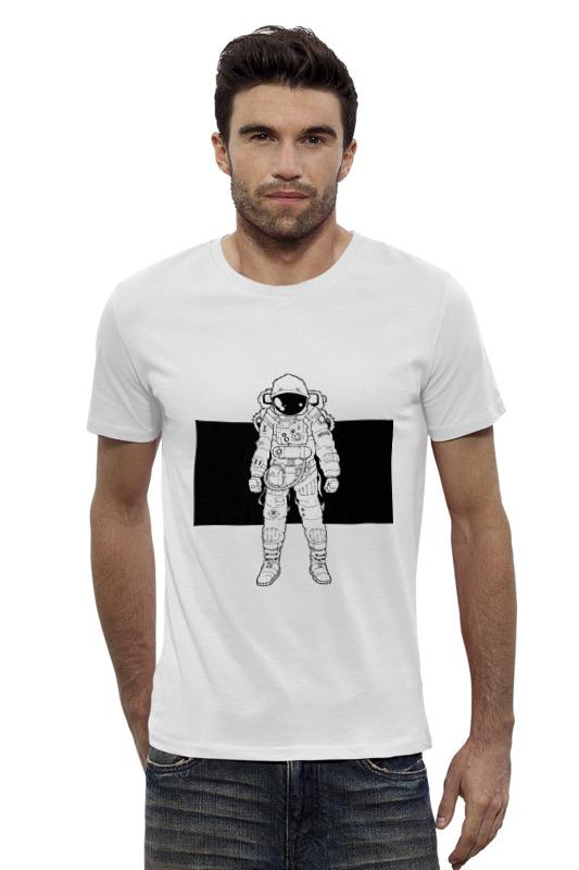 Футболка Wearcraft Premium Slim Fit Printio Астронавт футболка wearcraft premium slim fit printio космонавт