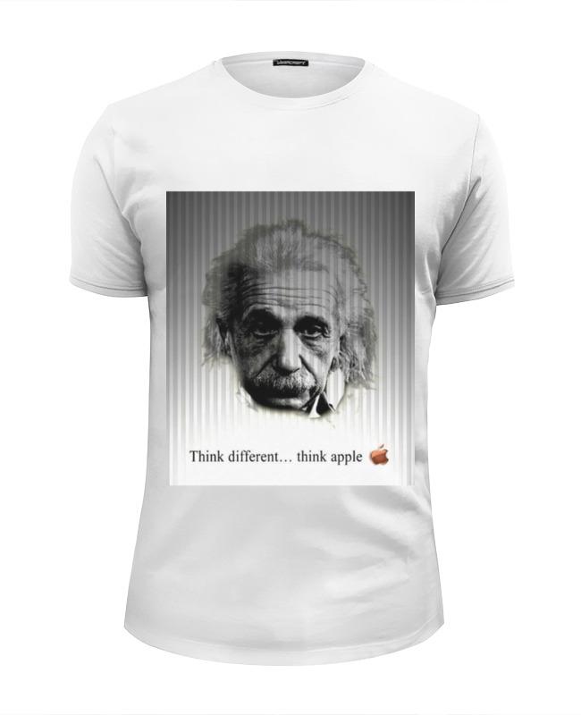 Футболка Wearcraft Premium Slim Fit Printio Эйнштейн футболка wearcraft premium slim fit printio бутч кэссиди и санденс кид