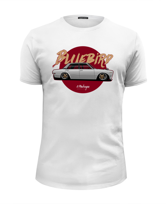 Футболка Wearcraft Premium Slim Fit Printio Datsun 510