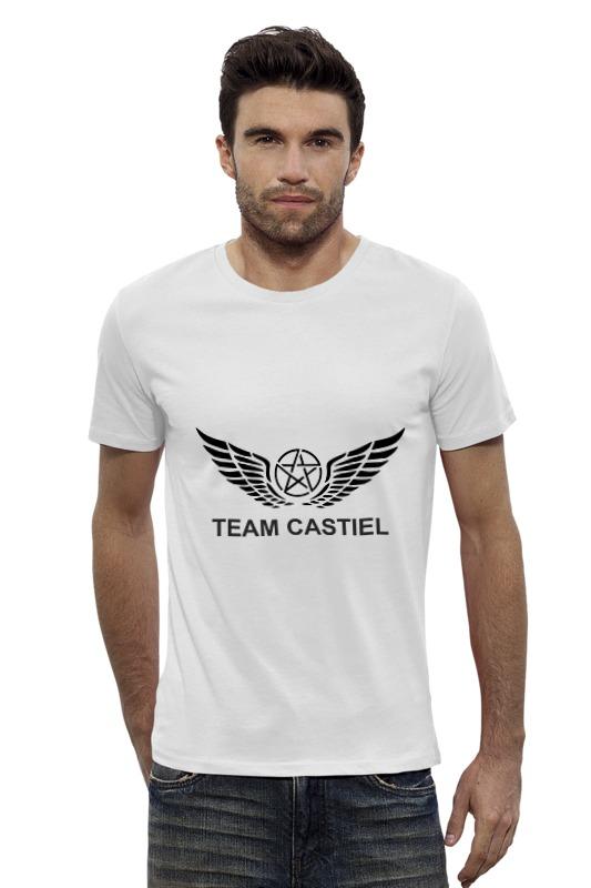 Футболка Wearcraft Premium Slim Fit Printio Сверхъестественное футболка wearcraft premium slim fit printio винчестер supernatural