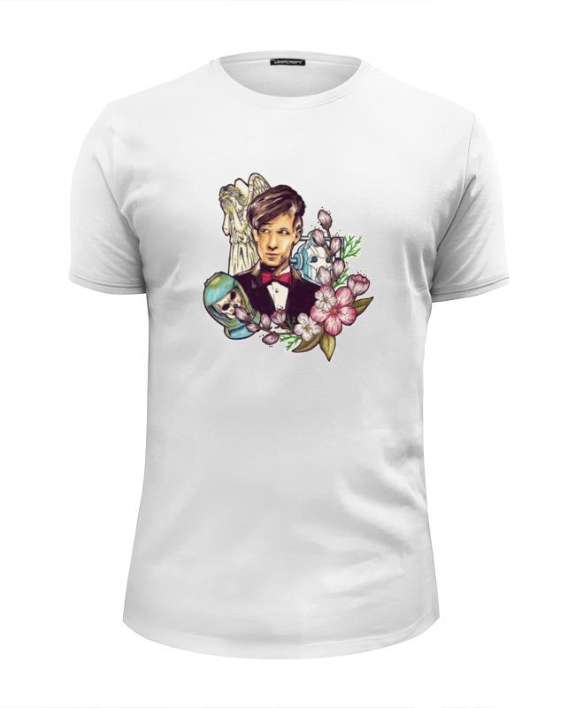 Printio 11-ый доктор кто футболка wearcraft premium printio 9 ый доктор кто