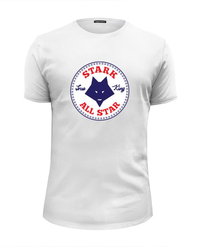 Printio Stark all star (игра престолов) футболка wearcraft premium slim fit printio converse all star