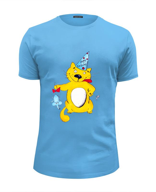 Футболка Wearcraft Premium Slim Fit Printio С днем рождения! футболка wearcraft premium slim fit printio день рождения