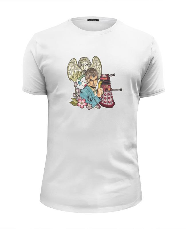 Printio 10-ый доктор кто футболка wearcraft premium printio 9 ый доктор кто