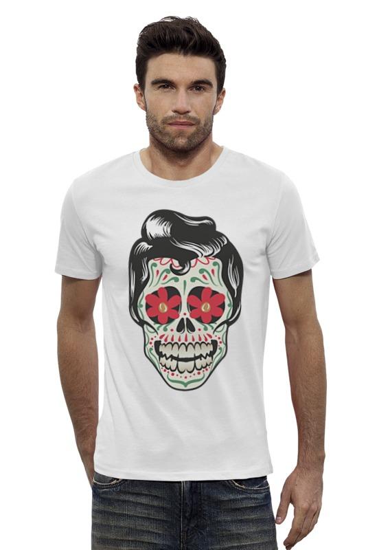 Футболка Wearcraft Premium Slim Fit Printio Мексиканец фреска мексиканец