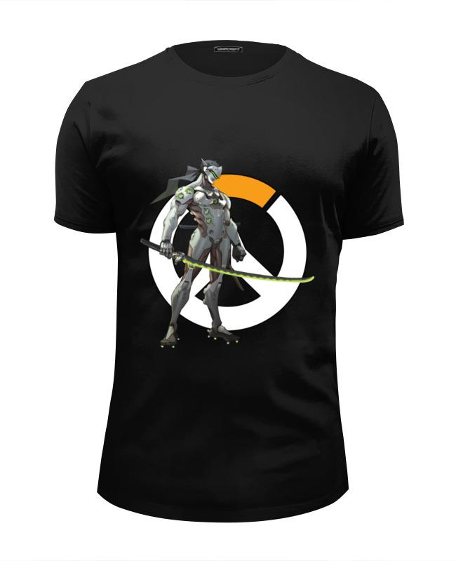 все цены на Printio Overwatch genji / овервотч гендзи онлайн