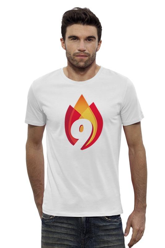 Футболка Wearcraft Premium Slim Fit Printio День победы - 9 мая футболка wearcraft premium slim fit printio 9 мая