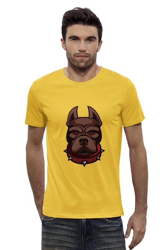 Футболка Wearcraft Premium Slim Fit Printio Собака футболка wearcraft premium slim fit printio vampire