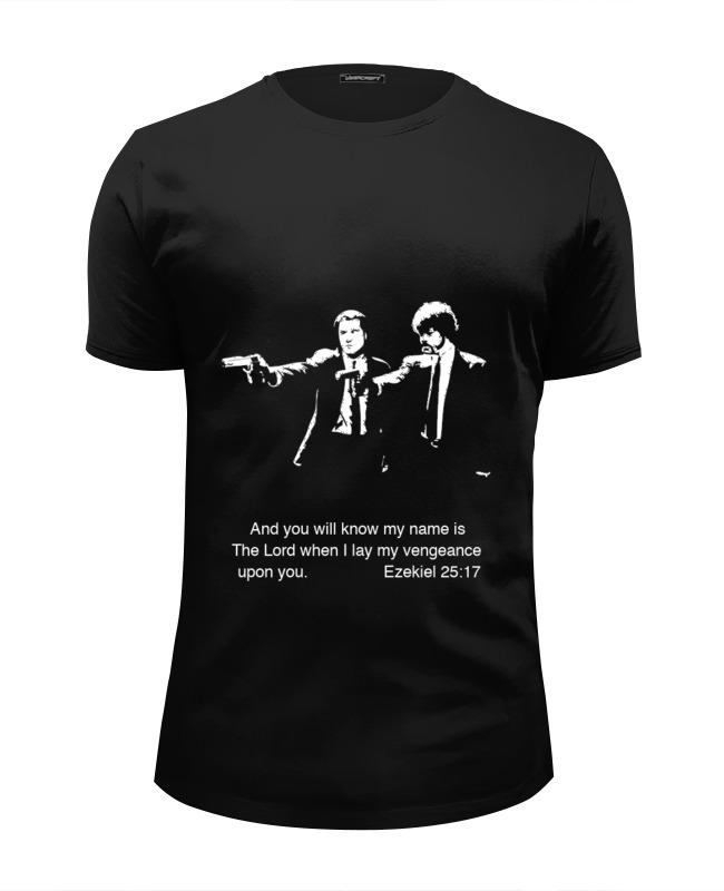 Printio Криминальное чтиво футболка wearcraft premium slim fit printio утиное чтиво