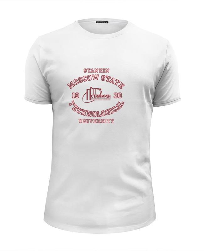 Printio Футболка женская мгту станкин футболка wearcraft premium printio зимняя прогулка