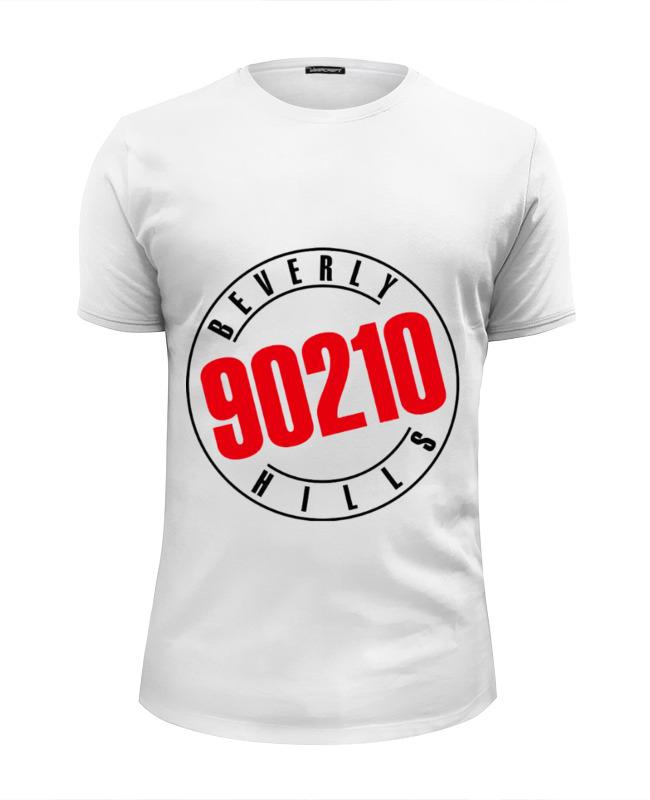 Футболка Wearcraft Premium Slim Fit Printio 90210 футболка wearcraft premium printio 90210