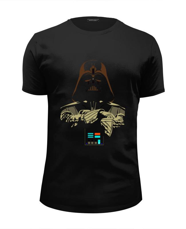 Футболка Wearcraft Premium Slim Fit Printio Darth vader (star wars) футболка wearcraft premium slim fit printio darth vader и слон