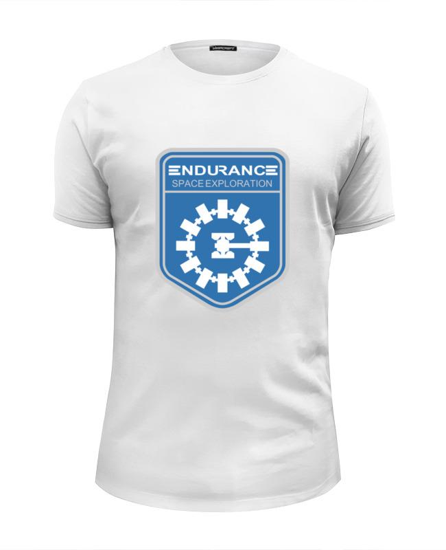 Футболка Wearcraft Premium Slim Fit Printio Endurance (interstellar) endurance e300