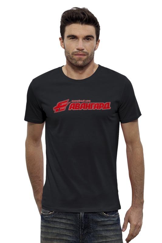 Футболка Wearcraft Premium Slim Fit Printio Хк авангард билеты на хоккей авангард онлайн
