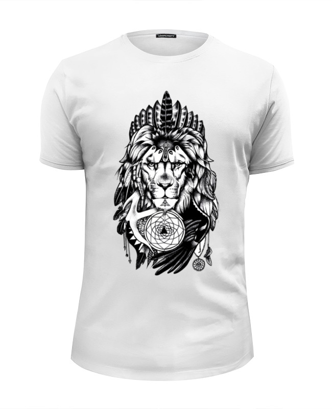 Футболка Wearcraft Premium Slim Fit Printio War lion футболка wearcraft premium slim fit printio gears of war