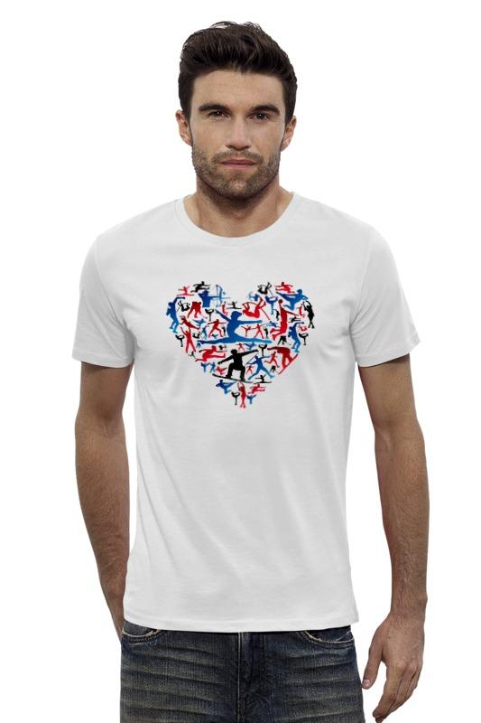Футболка Wearcraft Premium Slim Fit Printio Спорт футболка wearcraft premium slim fit printio кит ричардс