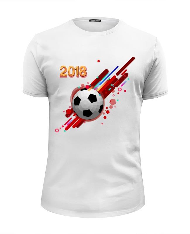 Футболка Wearcraft Premium Slim Fit Printio Спорт футболка wearcraft premium slim fit printio спорт это сила