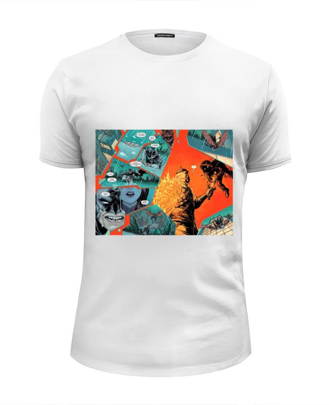 Фото - Printio Batman футболка wearcraft premium slim fit printio batman love