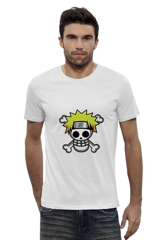 Футболка Wearcraft Premium Slim Fit Printio Соломенная шляпа (большой куш) шляпы krife шляпа