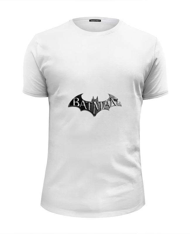 Printio Бэтмен футболка wearcraft premium slim fit printio черчесов