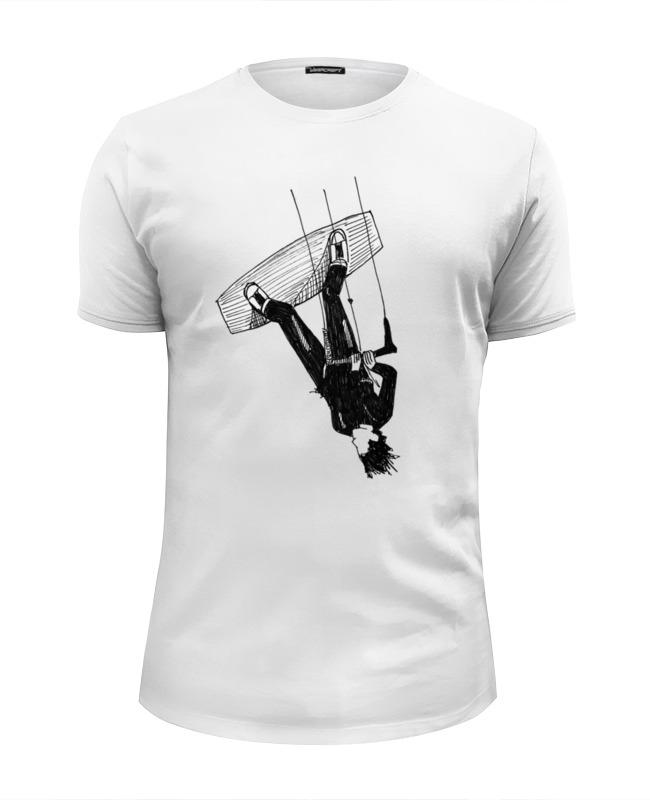 Printio Кайтер, дэдмен, графика футболка wearcraft premium printio кайтер в бокале