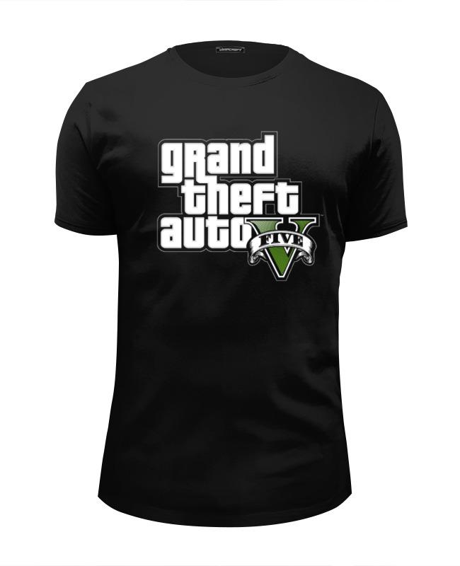 Футболка Wearcraft Premium Slim Fit Printio Grand theft auto футболка wearcraft premium slim fit printio gta los santos grand theft academy