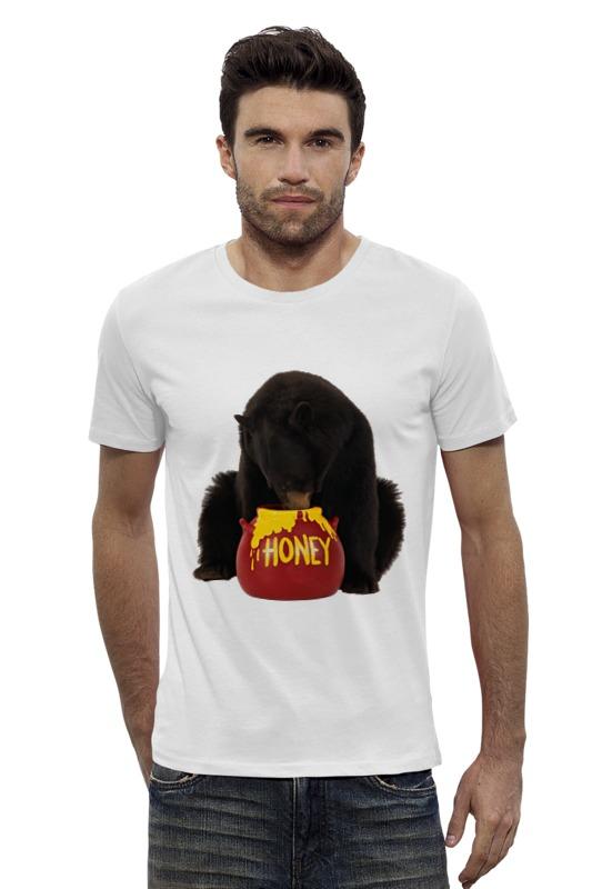 Футболка Wearcraft Premium Slim Fit Printio Honey футболка wearcraft premium slim fit printio vampire