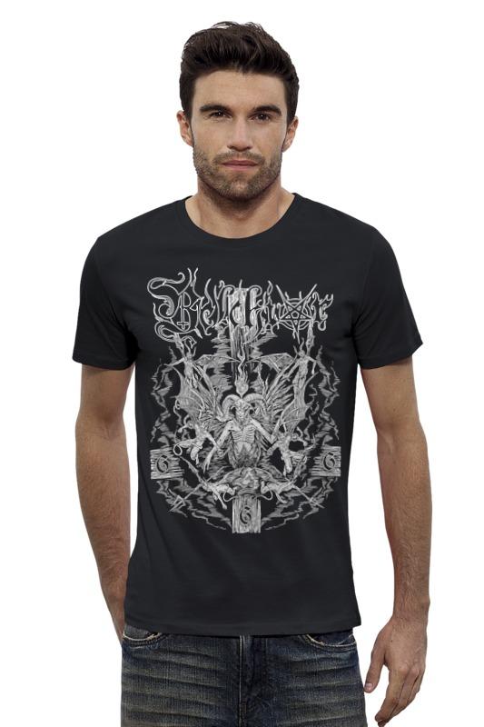 Футболка Wearcraft Premium Slim Fit Printio Black & death metal art футболка wearcraft premium slim fit printio psy art arsb