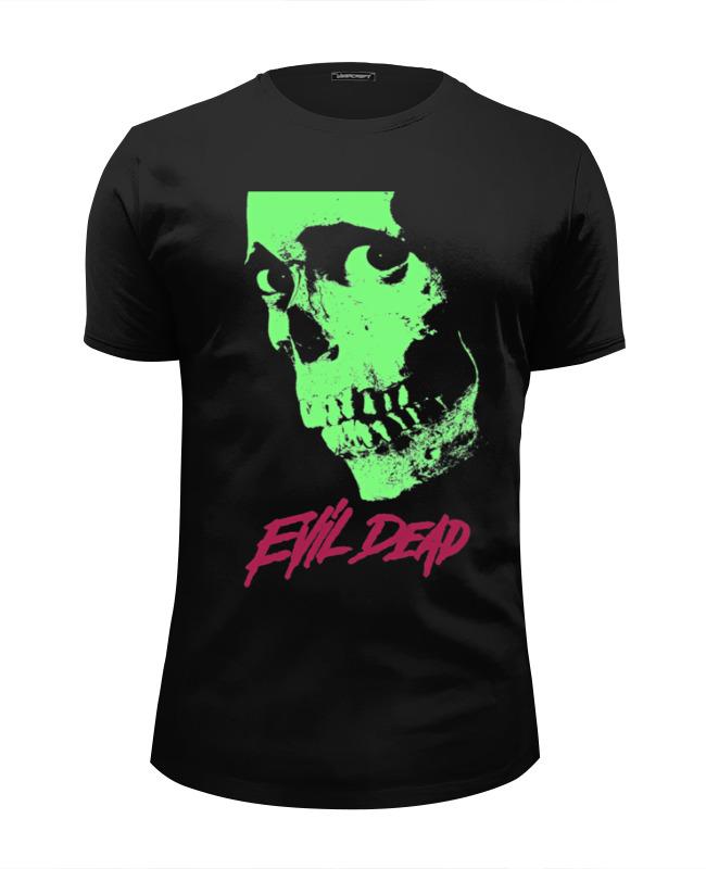 Футболка Wearcraft Premium Slim Fit Printio Evil dead