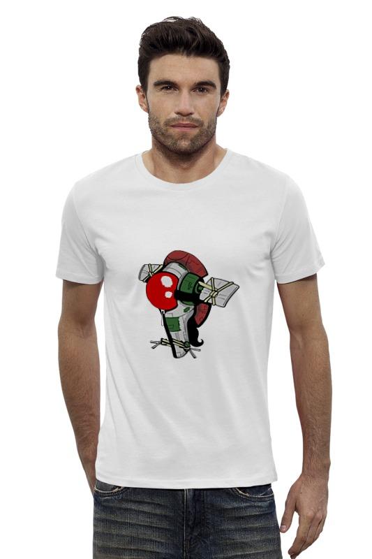Футболка Wearcraft Premium Slim Fit Printio Slave i футболка wearcraft premium slim fit printio we are weird and the wonderful