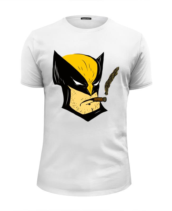 Фото - Printio Бэтмен (batman) футболка wearcraft premium slim fit printio batman бэйн