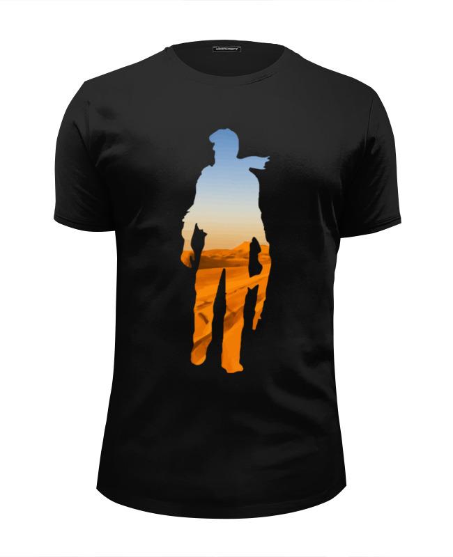 Футболка Wearcraft Premium Slim Fit Printio Drake (uncharted) футболка print bar nathan drake