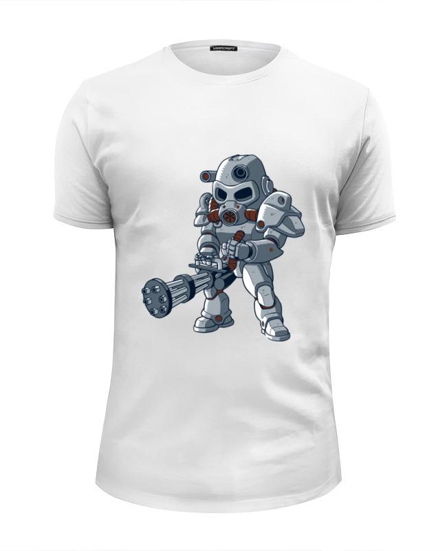 Футболка Wearcraft Premium Slim Fit Printio Фоллаут ( fallout ) футболка wearcraft premium printio фоллаут fallout