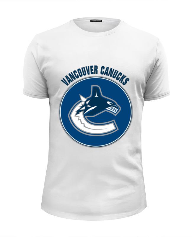 Футболка Wearcraft Premium Slim Fit Printio Ванкувер кэнакс футболка wearcraft premium slim fit printio vancouver canucks nhl canada