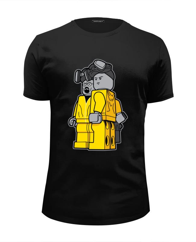 Футболка Wearcraft Premium Slim Fit Printio Breaking bad x lego футболка wearcraft premium slim fit printio god of meth breaking bad