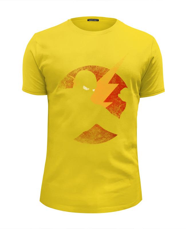 Футболка Wearcraft Premium Slim Fit Printio Flash футболка wearcraft premium slim fit printio flash футболка шелдона