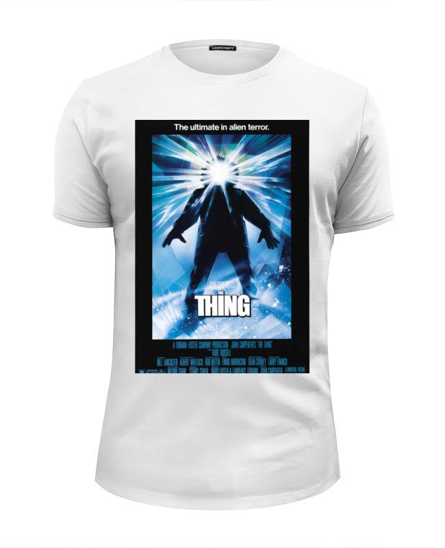 Printio Нечто / the thing футболка wearcraft premium slim fit printio нечто the thing