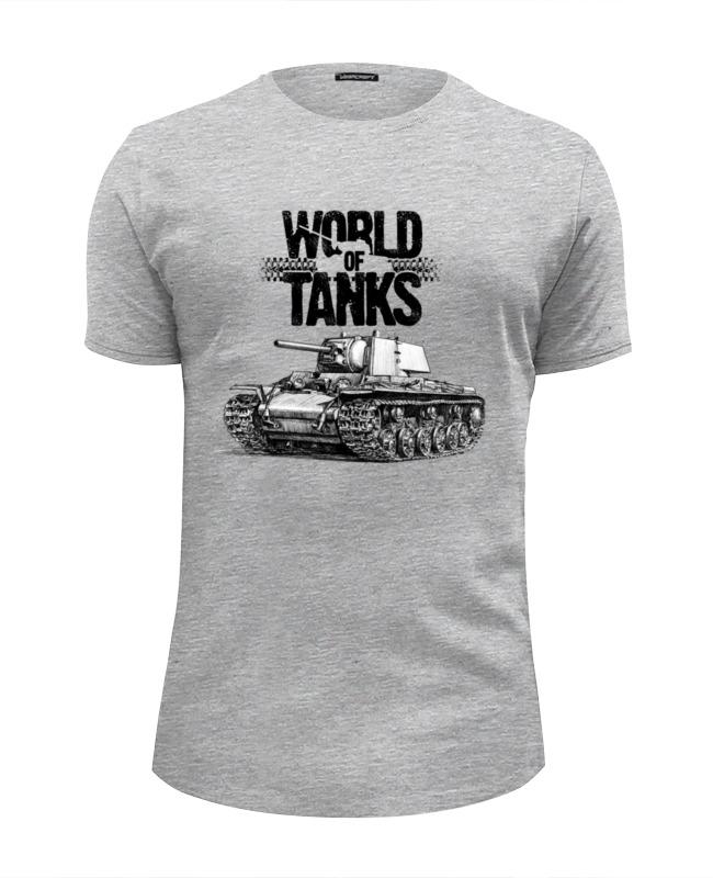Футболка Wearcraft Premium Slim Fit Printio World of tanks #26 футболка wearcraft premium printio world of tanks t 26