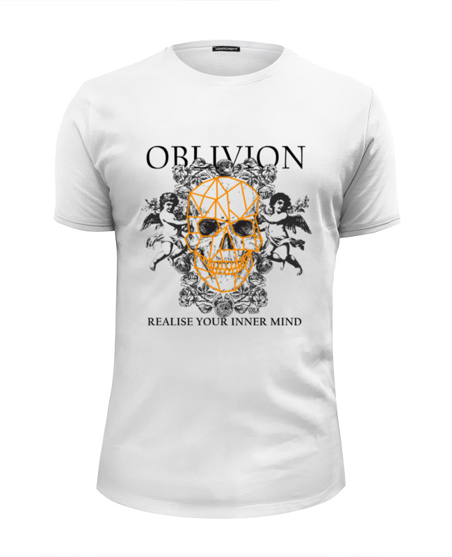 Футболка Wearcraft Premium Slim Fit Printio Oblivion