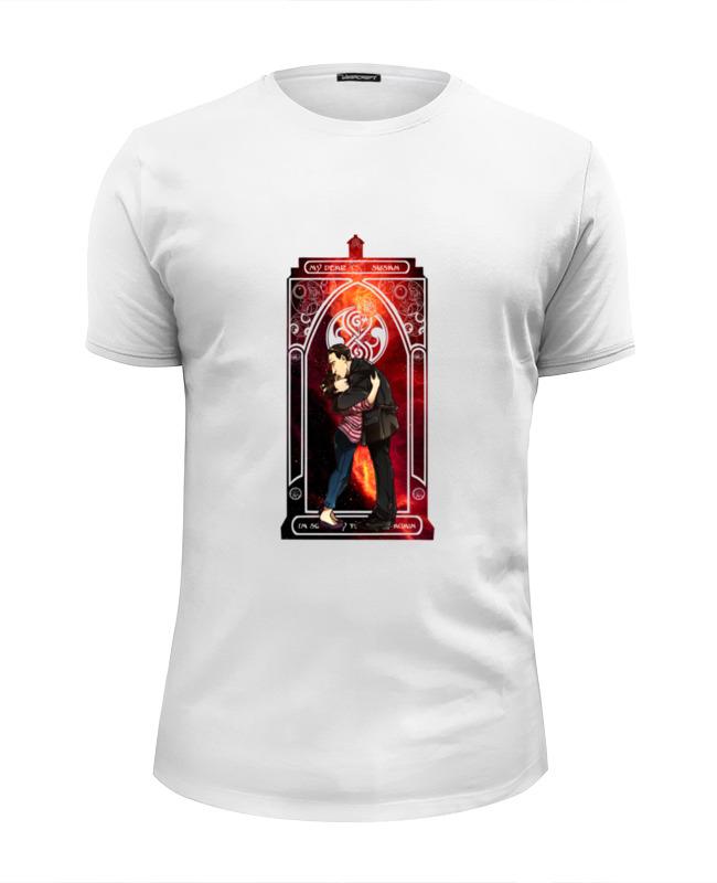 Printio Девятый доктор и сьюзан (ninth doctor and susan) футболка wearcraft premium slim fit printio 12 доктор и чарли twelfth doctor and charley