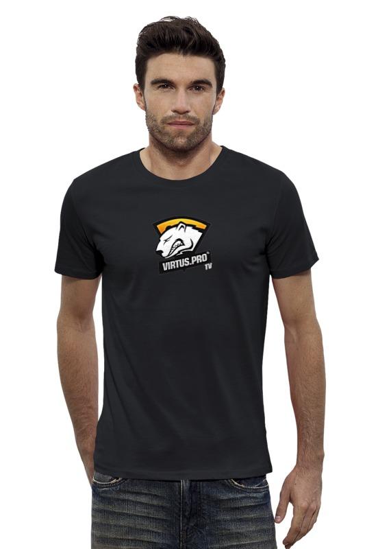 Футболка Wearcraft Premium Slim Fit Printio Virtus pro футболка virtus pro с лого vp белая xxxl