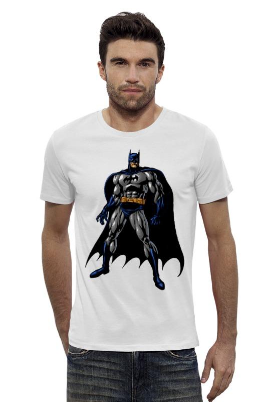 Футболка Wearcraft Premium Slim Fit Printio Batman футболка wearcraft premium slim fit printio batman beyond